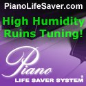 Refuse to Allow HUMIDITY to RUIN Your Piano --  CLICK HERE