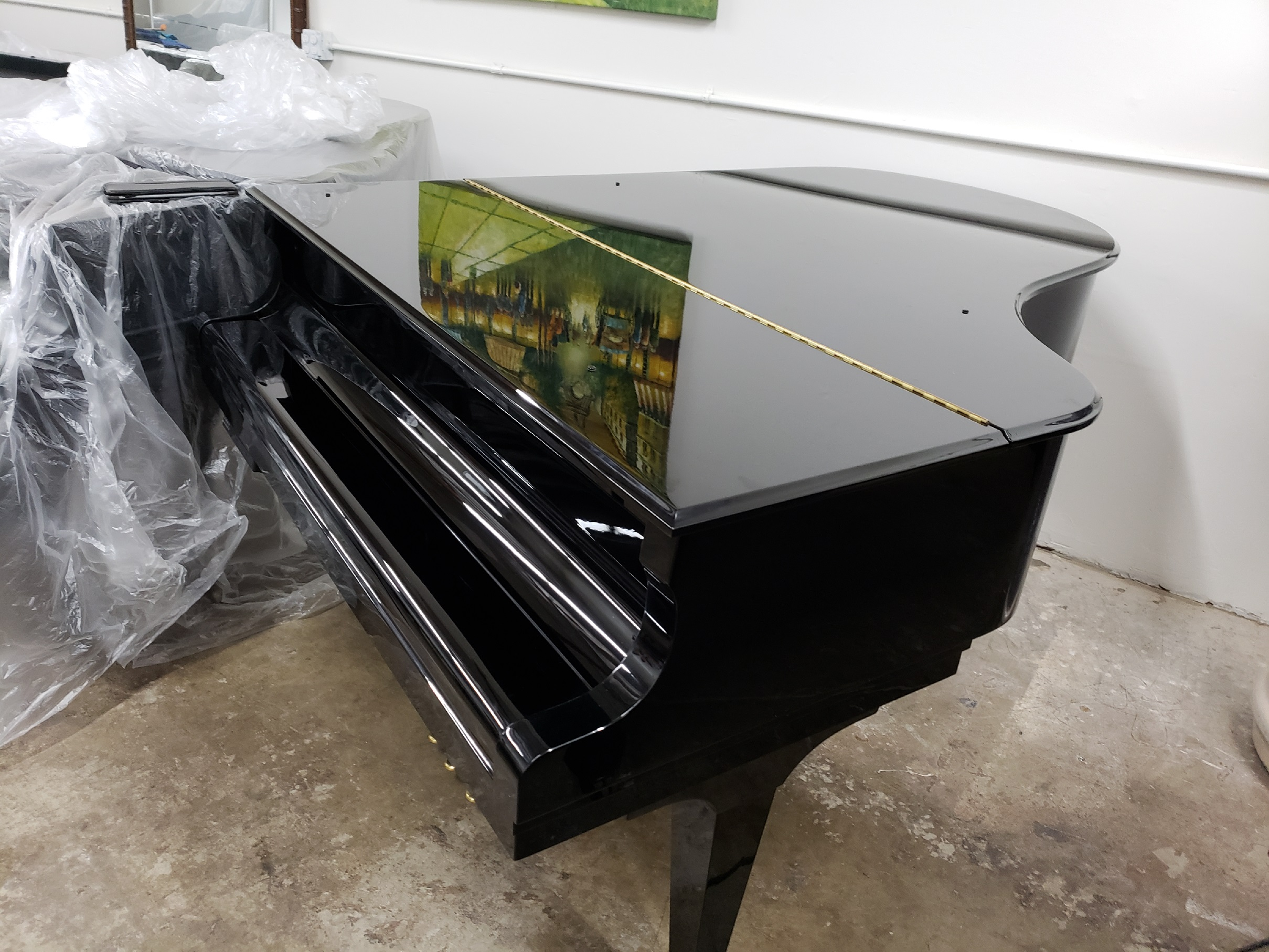 Kawai RX-5 Piano For Sale   Immaculate   Free USA Delivery