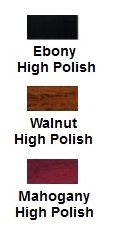 Piano Bench Color Selection