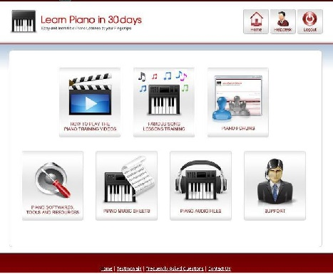 Learn Piano in 30 Days - A Comprehensive Course Review