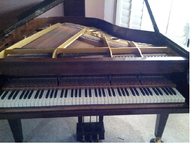 Lyon and Healy Pianos | History | Serial Numbers
