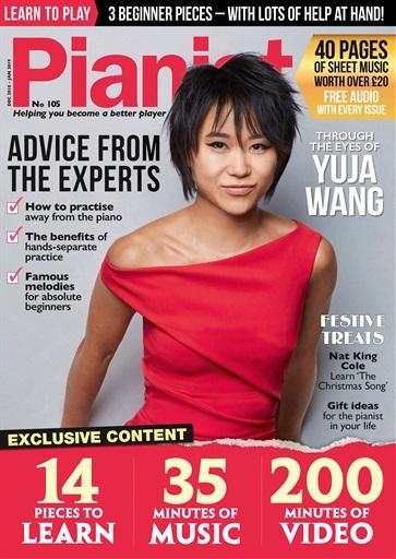 PIANIST Magazine December 2018 & January 2019 Issue 105