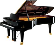 Yamaha CFX Series Grand Piano - Website