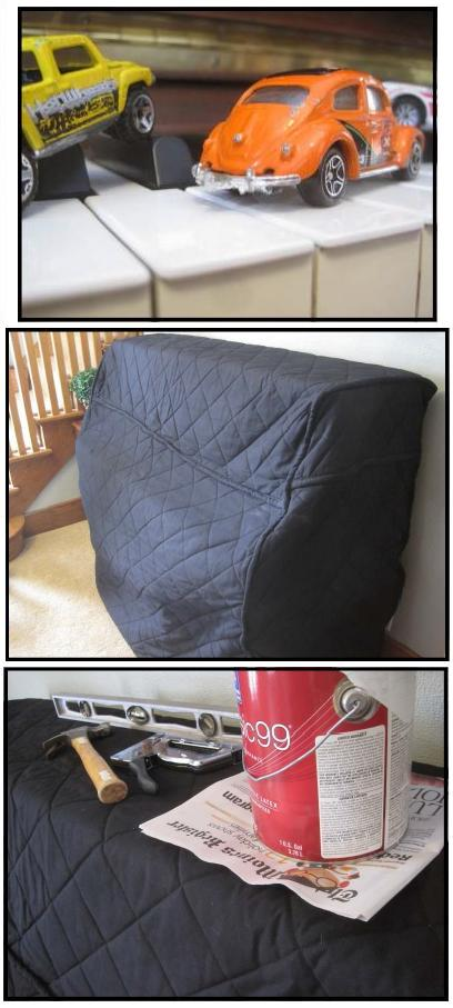 Padded Piano Covers
