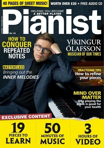 PIANIST MAGAZINE - Download the LATEST ISSUE, Here!