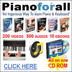 Piano For All - Complete Course - CLICK HERE!